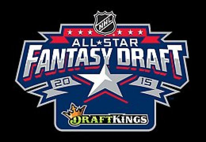 NHL All-Star Fantasy Draft next episode air date poster