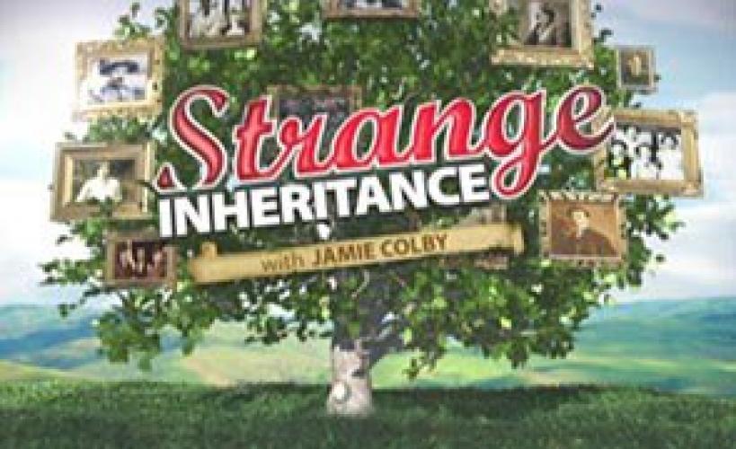 Strange Inheritance next episode air date poster