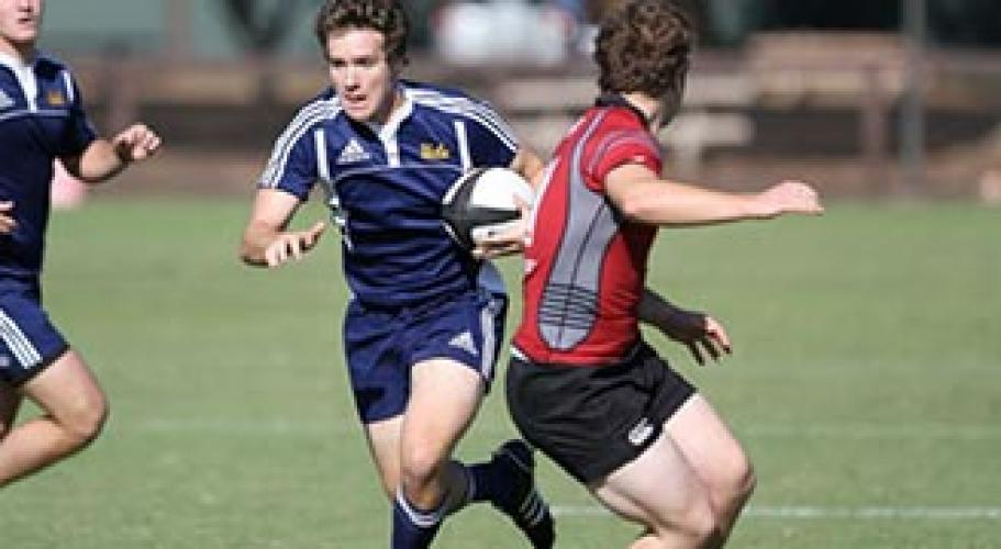 College Rugby on Pac-12 Network next episode air date poster