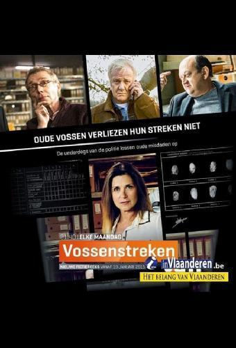 Vossenstreken next episode air date poster