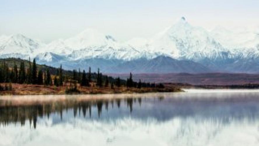 Alaska: Earth's Frozen Kingdom next episode air date poster