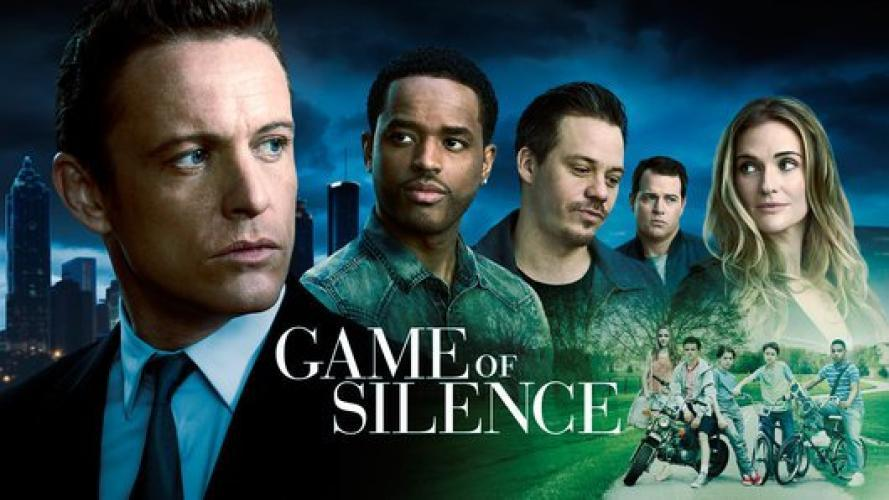 Game of Silence next episode air date poster