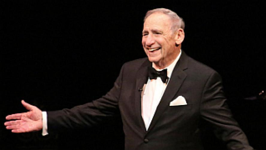 Mel Brooks Live at the Geffen next episode air date poster