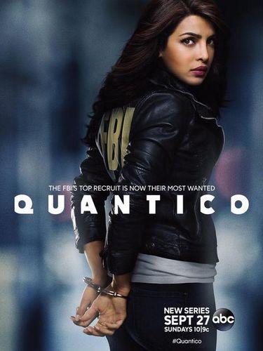 Quantico next episode air date poster