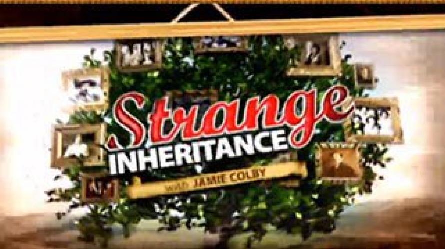 Strange Inheritance: Unpacked next episode air date poster