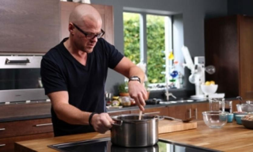 Heston's Recipe For Romance next episode air date poster
