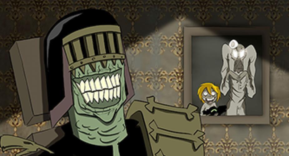Judge Dredd: Superfiend next episode air date poster