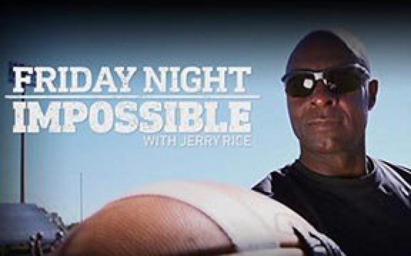 Friday Night Impossible with Jerry Rice next episode air date poster