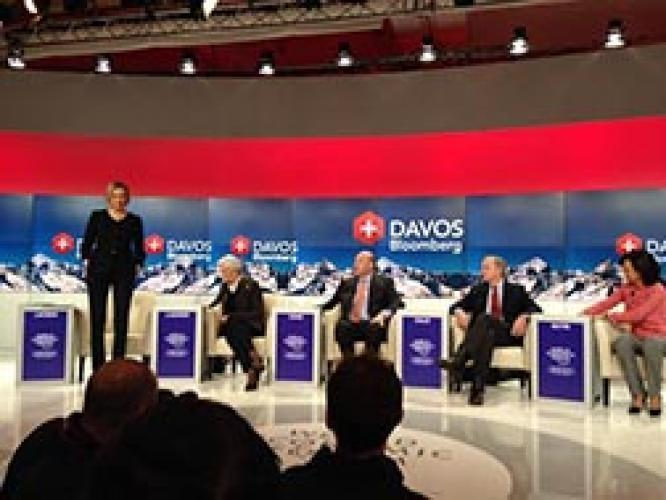Davos Debate: Ending the Experiment next episode air date poster