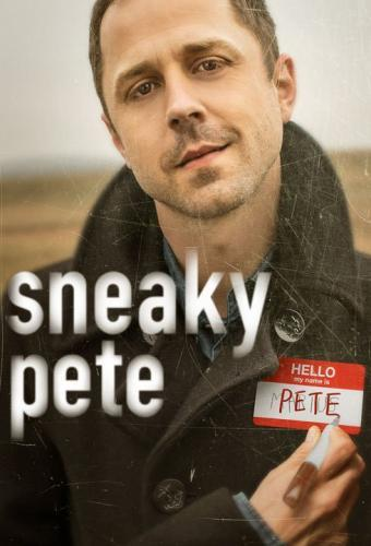 Sneaky Pete next episode air date poster