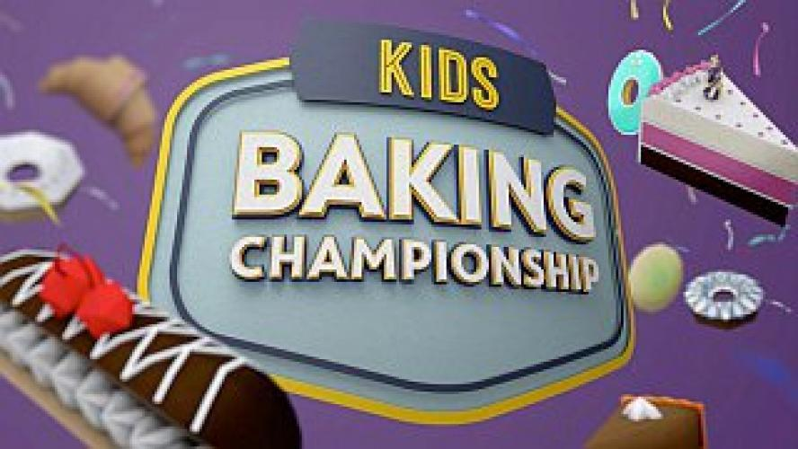 Kids Baking Championship next episode air date poster