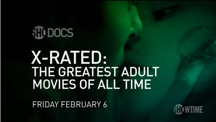 X-Rated: The Greatest Adult Movies of All Time next episode air date poster