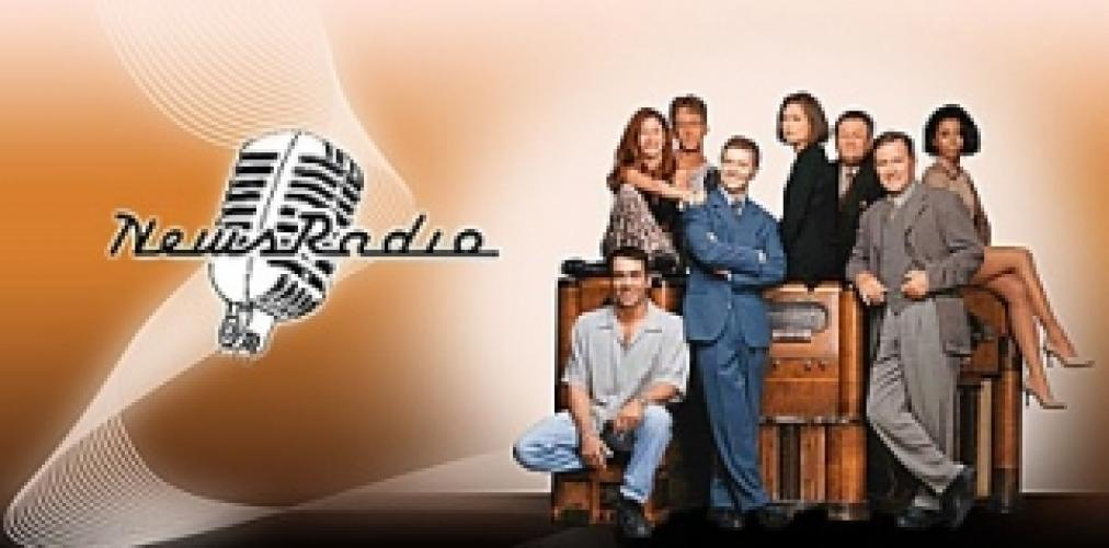 NewsRadio next episode air date poster