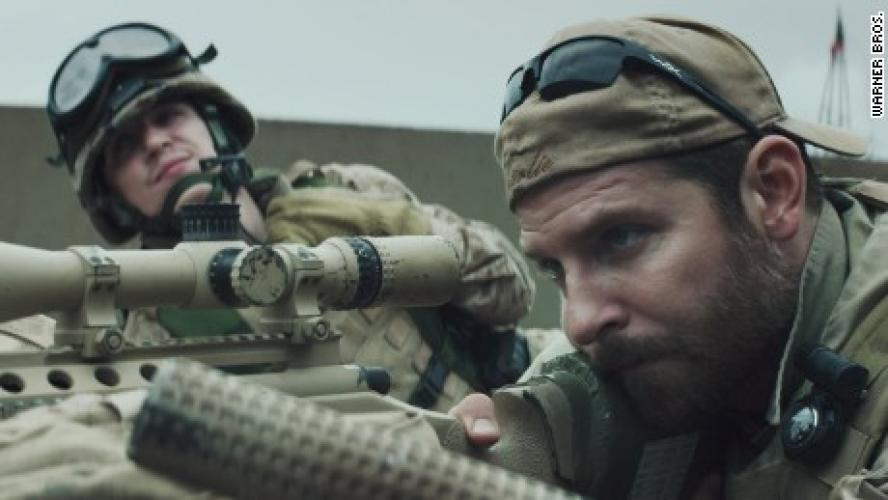 Blockbuster: The Story of American Sniper next episode air date poster