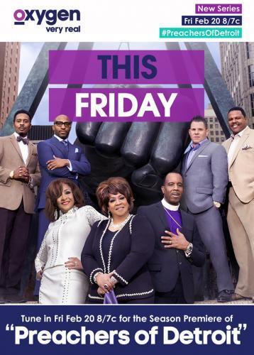 Preachers of Detroit next episode air date poster