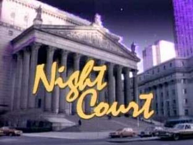 Night Court next episode air date poster