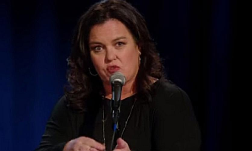 Rosie O'Donnell: A Heartfelt Stand Up next episode air date poster
