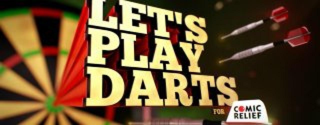 Let's Play Darts next episode air date poster