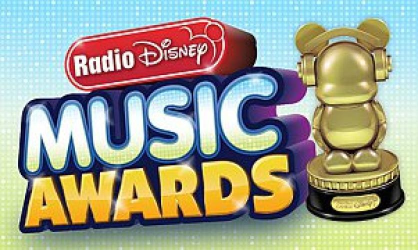 Radio Disney Music Awards next episode air date poster