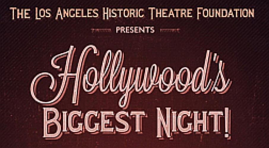 Hollywood's Biggest Night next episode air date poster