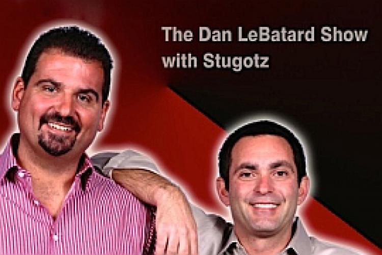 The Dan LeBatard Show next episode air date poster