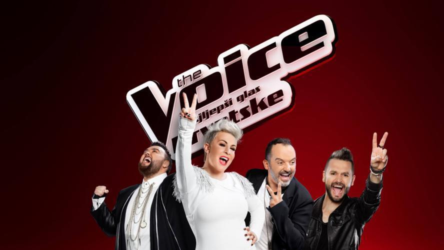 The Voice - najljepši glas Hrvatske next episode air date poster