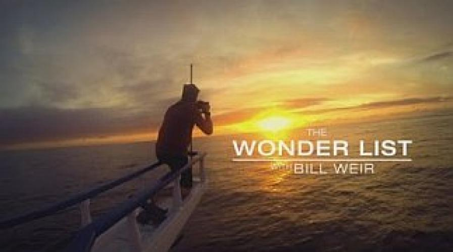 The Wonder List with Bill Weir next episode air date poster