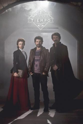 El Ministerio del Tiempo next episode air date poster