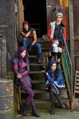 Descendants next episode air date poster