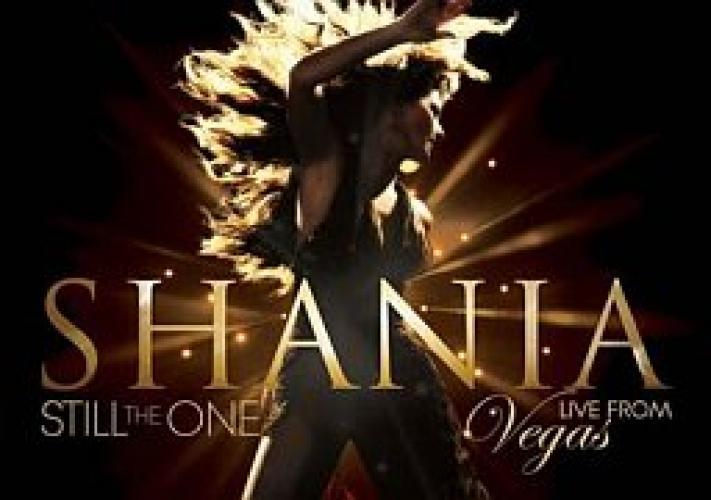Shania: Still the One Live From Vegas next episode air date poster