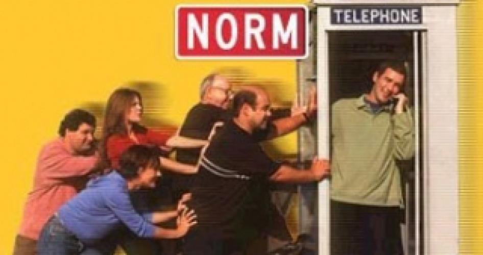 Norm next episode air date poster