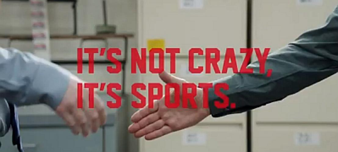 It's Not Crazy, It's Sports next episode air date poster