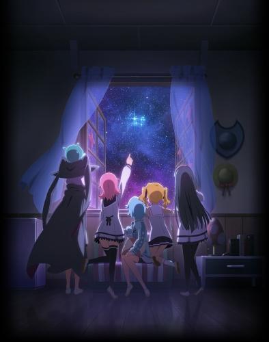Houkago no Pleiades next episode air date poster