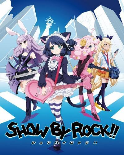 Show by Rock!! next episode air date poster