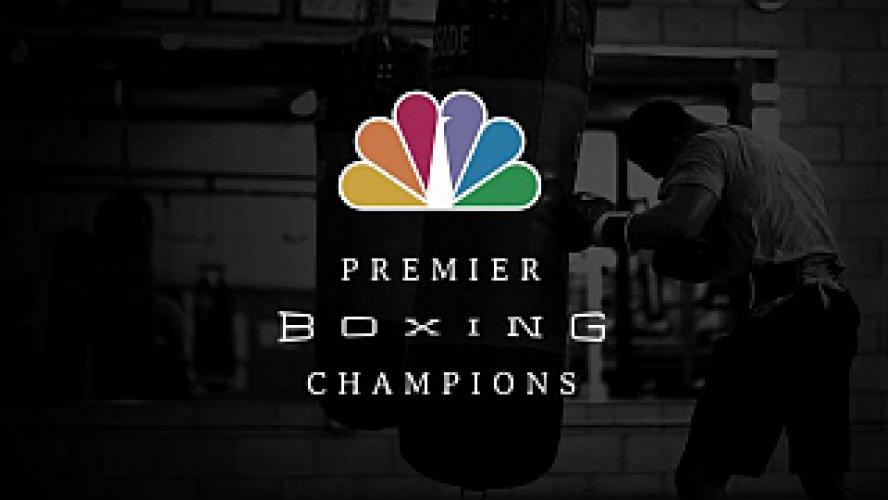 Premier Boxing Champions next episode air date poster