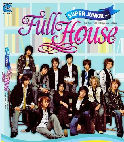 Super Junior Full House next episode air date poster