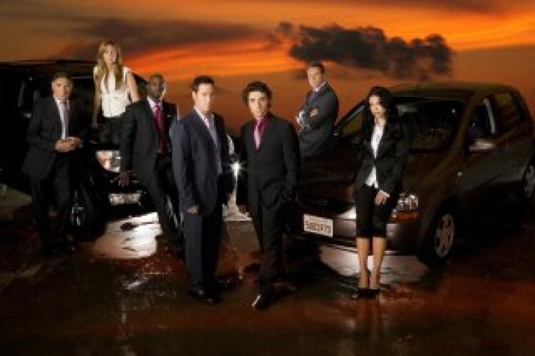 Numb3rs next episode air date poster