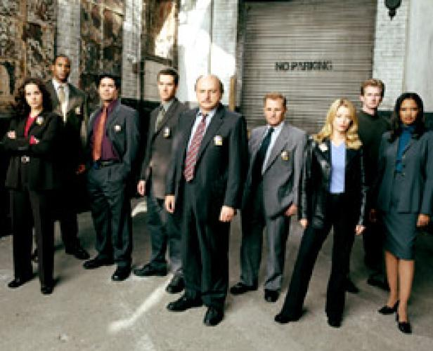 NYPD Blue next episode air date poster