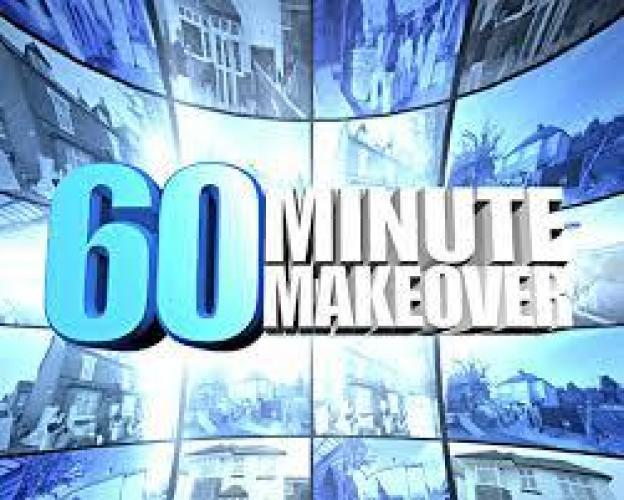 60 Minute Makeover next episode air date poster