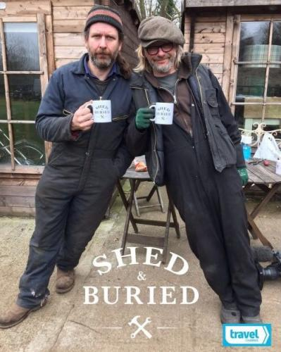 Shed and Buried next episode air date poster