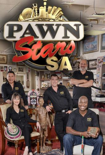 Pawn Stars SA next episode air date poster