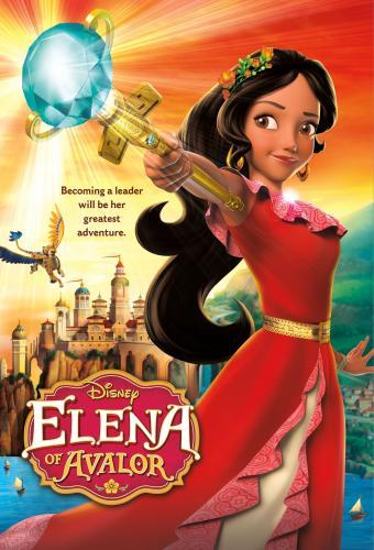 Elena of Avalor next episode air date poster