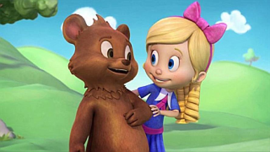 Goldie & Bear next episode air date poster