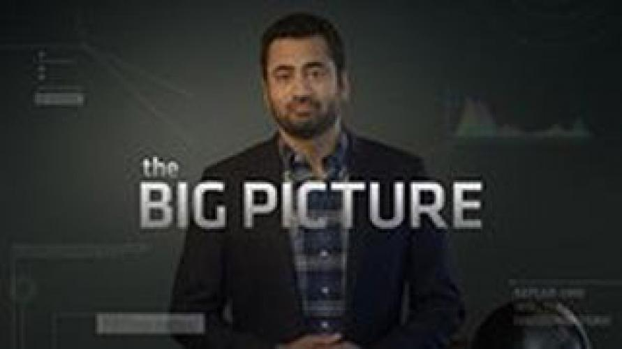 The Big Picture With Kal Penn next episode air date poster
