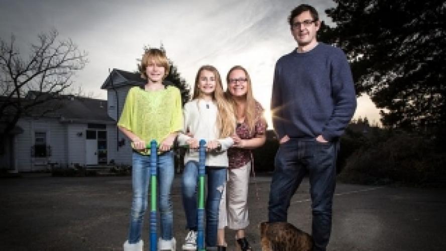 Louis Theroux: Transgender Kids next episode air date poster