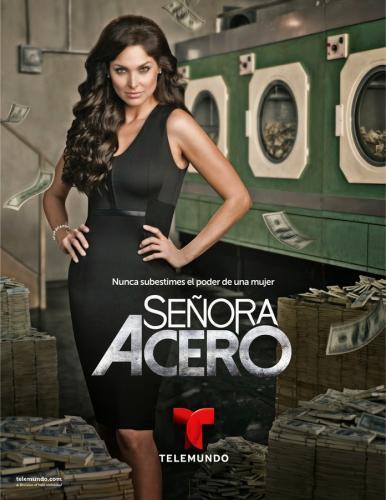 Señora Acero next episode air date poster