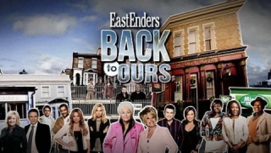 EastEnders: Back To Ours next episode air date poster