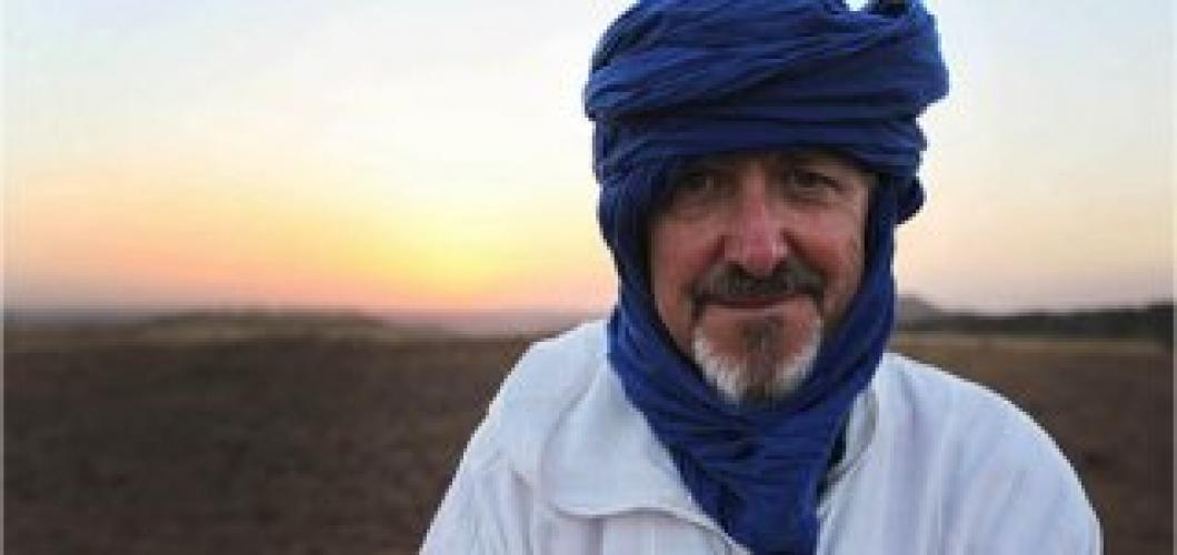 Slow Train Through Africa with Griff Rhys Jones next episode air date poster