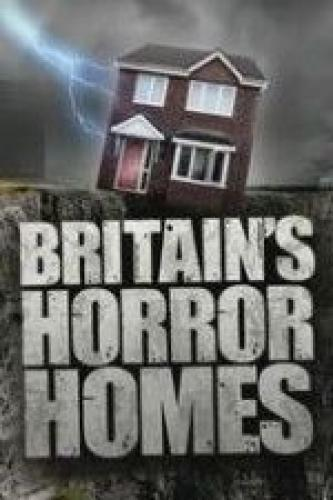 Britain's Horror Homes next episode air date poster