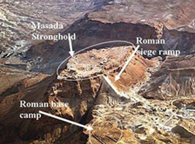 Siege of Masada next episode air date poster